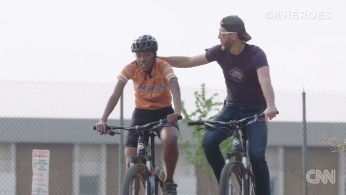 Help a cycling coach and non-profit for at-risk youth win $100,000. 🗳 🚲   LEARN MORE: http://www.bikeroar.com/articles/cycling-coach-craig-dodson-up-for-cnn-hero-of-the-year.   #cycling #bikeschangelives #cnnhero #herooftheyear #bicycling #kids