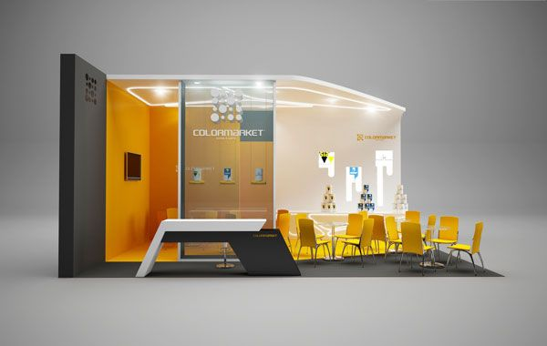 3d Exhibition Booth Design : Innovative d exhibition designs display stands