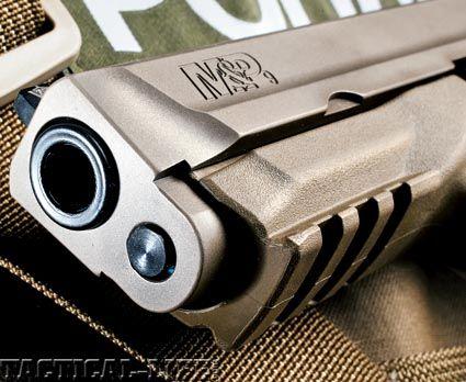 スミス·ウェッソン-MP9-VTAC-9ミリメートル
