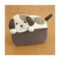 Puppy Pouch with Tissue Holder