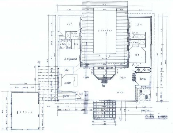 11 best architecture images on pinterest floor plans for Common pool design xword
