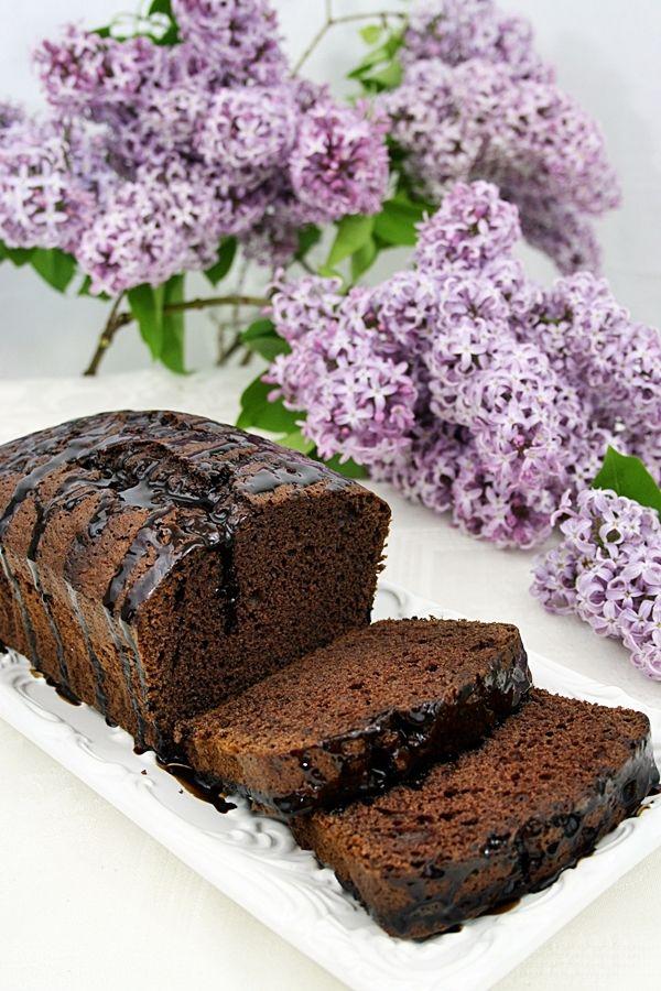 Chec negru/ Cocoa cake | gabriela cuisine - recipes