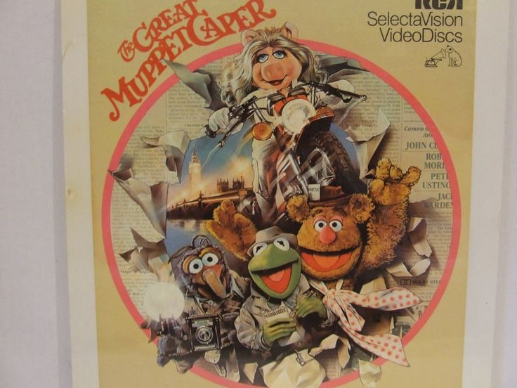 Home Theater Decor, Muppet Movie, Kermit, Miss Piggy, Muppets, Media Room Decor, Movie Room Decor, Wall Decor, Vintage Movie, Kids Room by BeautyMeetsTheEye on Etsy