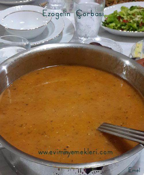 ezogelin çorbasi