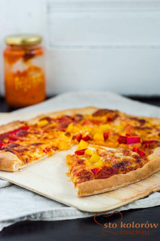 pizza orkiszowa