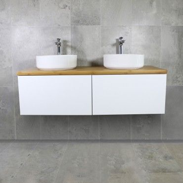 Bamboo Timber Vanity Top 1200mm