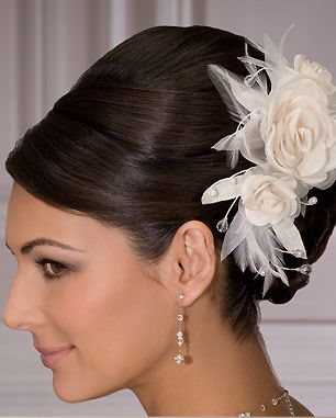 Bel Aire Bridal Hairpin 1951