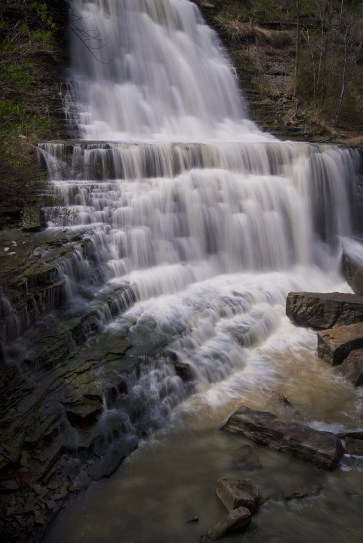 Albion Falls, Hamilton. Very close to my home!