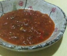 Recipe Thai Sweet Chilli Sauce by KtLi - Recipe of category Sauces, dips & spreads
