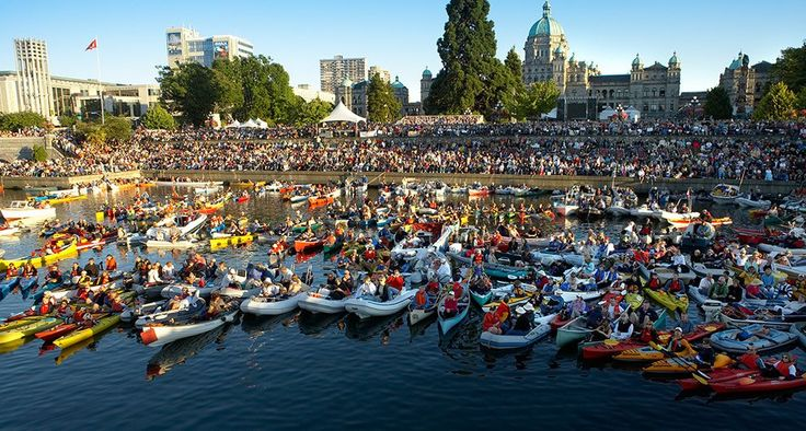 Festivals & Events | Victoria, BC | Destination BC - Official Site