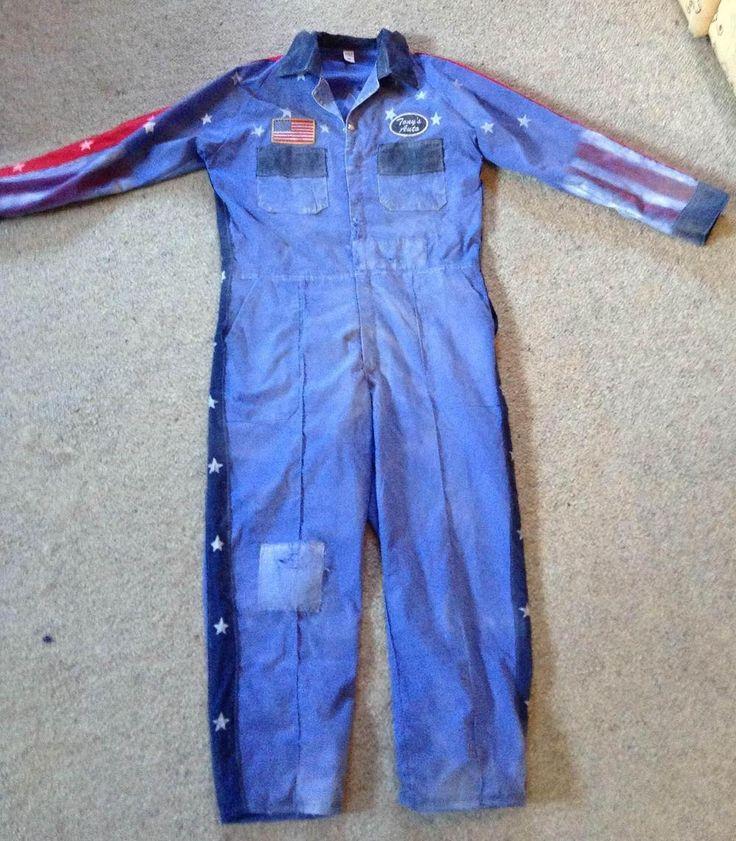 """""""Hot Rod"""" - Rod Kimble's Jumpsuit [W.I.P]"""