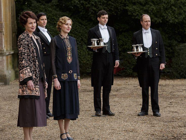 27 besten Downton Abbey Fashion Bilder auf Pinterest | Downton abbey ...
