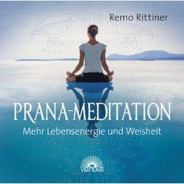 Auf dieser CD stellt der international bekannte Yogaexperte Remo Rittiner die Prana Meditation vor - eine hochgradig wirksame Meditationstechnik, die unsere Lebensenergien in Fluss bringt und auf allen Ebenen die ganzheitliche Gesundheit fördert. Die Übungen führen nicht nur zu einer starken energetischen Aufladung und Vitalisierung, sondern auch zu mehr Gelassenheit, Ruhe und Klarheit.