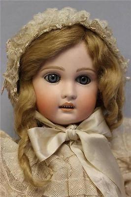 "23"" RARE Documented Antique 1907 Jumeau by Gebruder Heubach Beautifully Dressed | eBay"