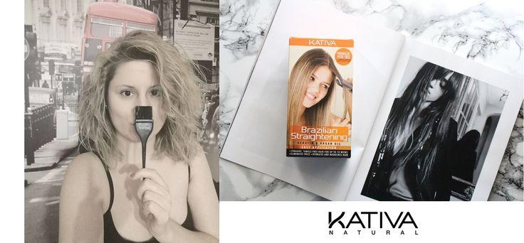 Όταν οι bloggers μιλάνε για τα προϊόντα μας. Για μένα τα τέλεια ίσια μαλλιά πρέπει να είναι απαλά, λεία, λαμπερά, ανάλαφρα και υγιή. Με το συνεχές πιστολάκι και τη μασιά (αλλιώς το ψαλίδι ισιώματος) κάτι τέτοιο δεν είναι εφικτό. Με τη θεραπεία Kativa Brazilian Straightening Alisado Brasileno τα τέλεια μαλλιά είναι πλέον γεγονός... Η συνέχεια εδώ: http://www.madeinheart.gr/2016/01/kativa-brazilian-straightening/