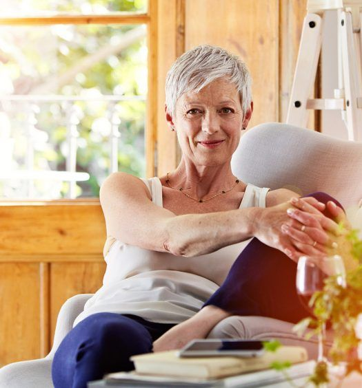Sixty and Me is an online magazine about life after 60. Topics range from makeup for older women and senior dating to retirement advice and senior travel.