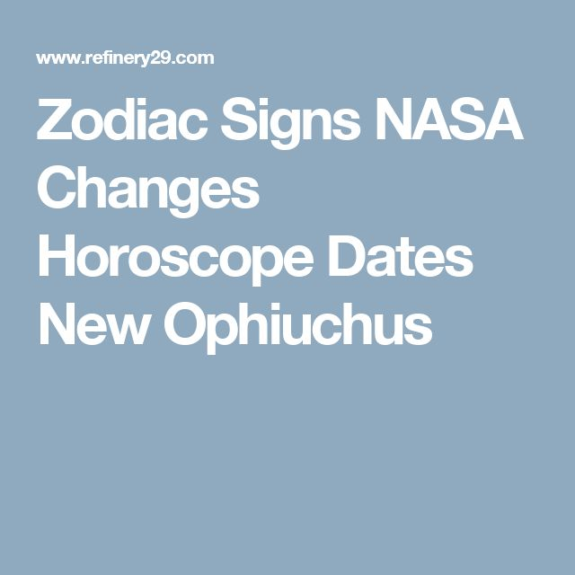 Astrology dates change in Sydney