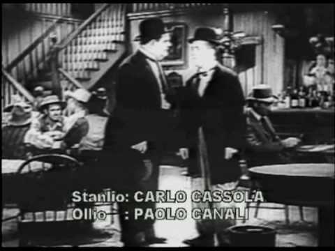 Le Voci di Stanlio & Ollio - The History of Laurel & Hardy's Italian Voices