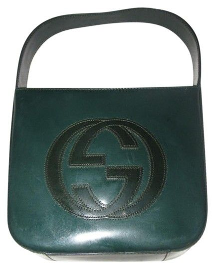 af5bbaddea16 Gucci Vintage Purses Designer Purses Ivory Patent Leather Hobo Bag - Tradesy