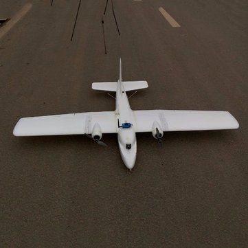 My Twin Dream MTD FPV 1800mm Wingspan EPO RC Airplane Kit Sale - Banggood.com