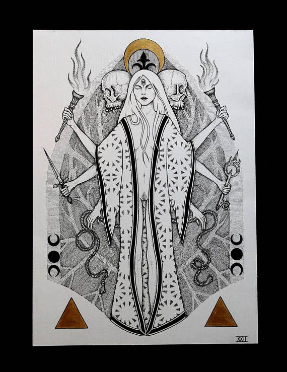 339 Best Hecate Images On Pinterest Deities Goddesses And Wicca