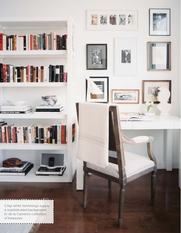 parsons bookcase white 2