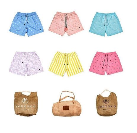 Shop our men's swimshorts and beach bags, in a range of colours inspired by the island of Ibiza. During the build up to Christmas we will be offering a number of different discounts and sales on all our products including our linen shirts, towelling polo's and kids swimshorts.