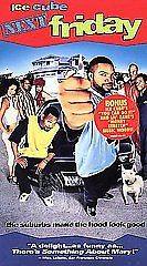 Next Friday VHS 1995 R Ice Cube Mike Epps Justin Pierce N5097V music videos*^