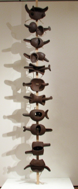 Even the Centipede - Isamu Noguchi by Taifighta, via Flickr