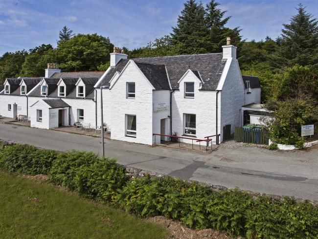 Hotel on Isle of Skye put up for sale as owner retires
