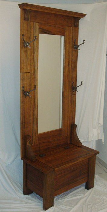 Antique Foyer Mirror : Best images about entry room mirror hall tree on