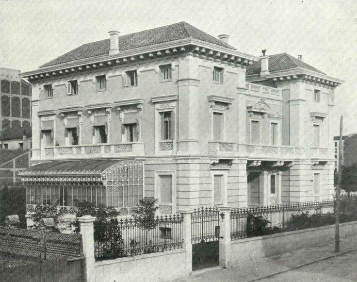 Palacio del marques de la Candelaria, Madrid