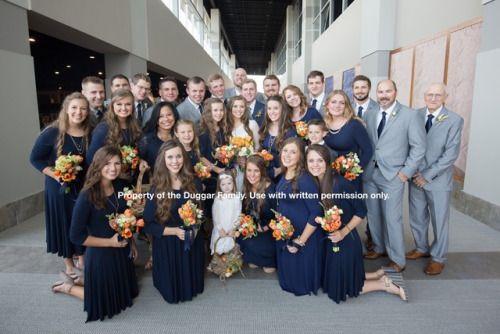 "keepingupwithfundies: ""More wedding pictures!! Source: Duggar Family Blog """
