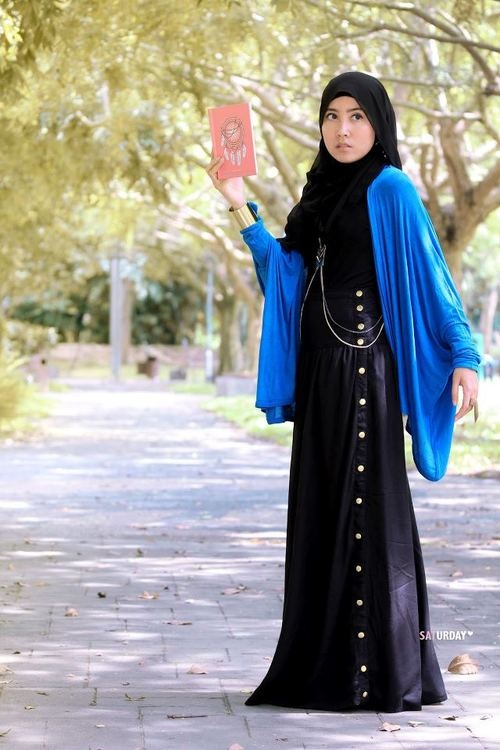 Islamic Fashion, friggin Hardcore