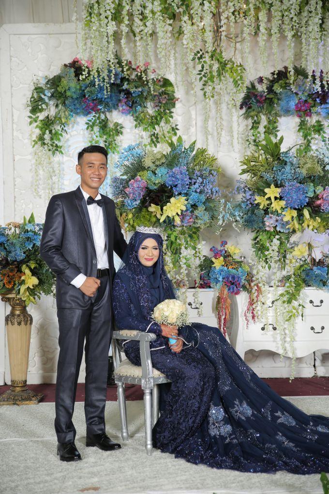 islamic wedding concept (syar'i wedding) by LAKSMI - Kebaya Muslimah & Islamic Wedding Service - 008