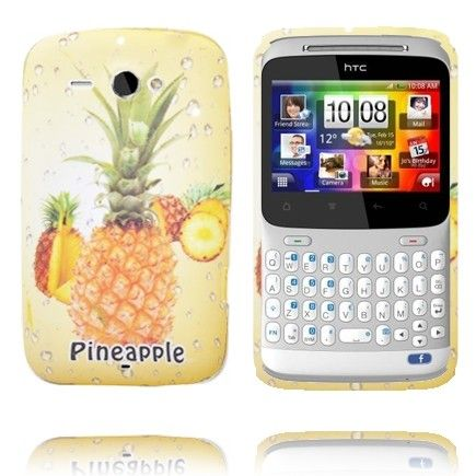 Fresh Fruit (Pineapple) HTC ChaCha Cover