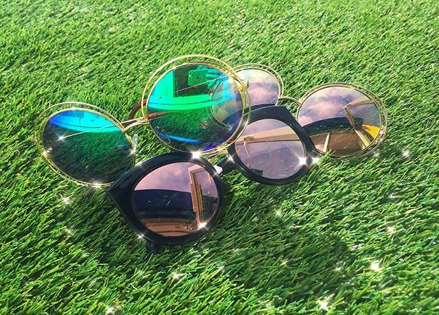 Chloe sunglasses are BACK and this year they've brought a friend! Say hi to Jemma Available instore and online www.thesassybird.com