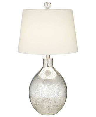 Pacific coast mercury oval table lamp macys