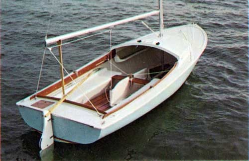 My first and last foray into boating. No motor, no wind, no fun.