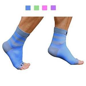 Plantar Fasciitis Sock Compression Socks for Men Women Nurses Runners Ankle Sle