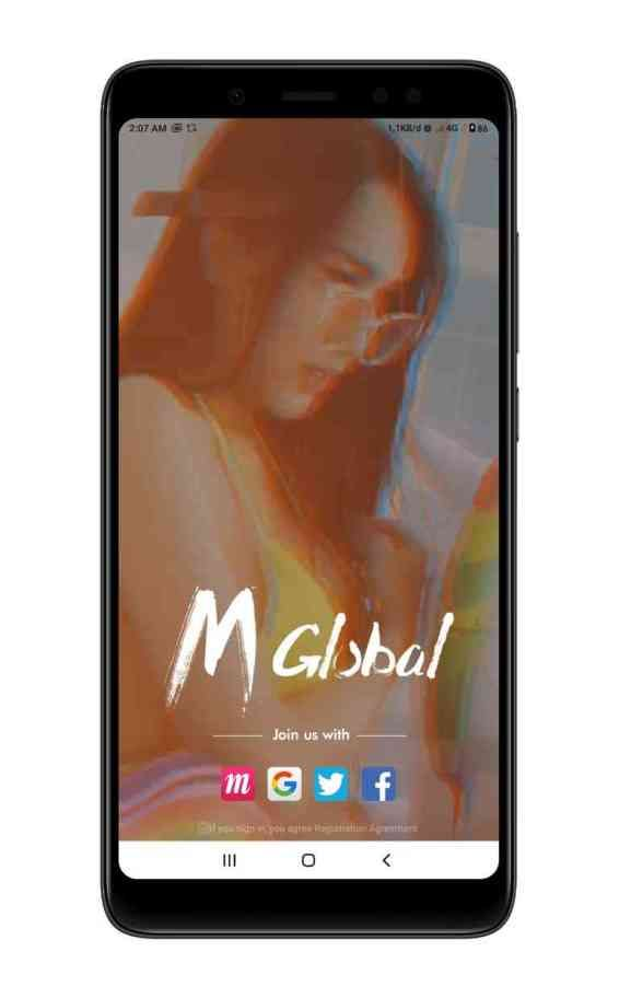 Mglobal Live V1 2 3 Mod Apk Android Apps Live Streaming App Android
