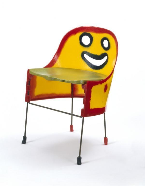 Crosby Childu0027s Chair Designed By Gaetano Pesce, 1998.
