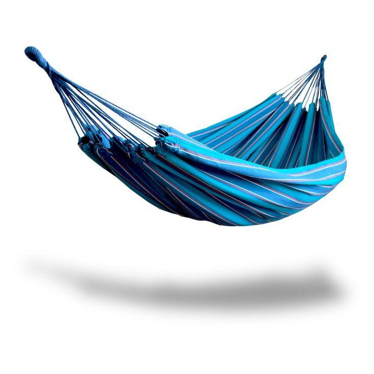 Hammaka Brazilian Double Hammock Blue - 10211-KP