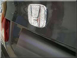 Honda Bling! A must for my car!