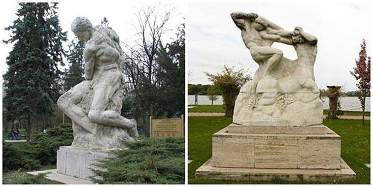 Poveste cu sculptori II (Ilinca Damian) http://societatesicultura.ro/2012/03/poveste-cu-sculptori-ii/