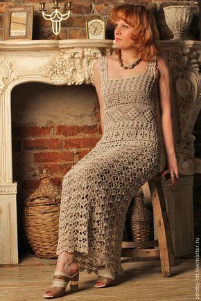 Parisian crochet dress