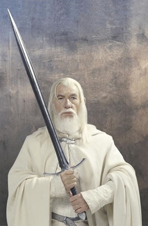 Glamdring, Gandalf's Sword, Lord of the Rings