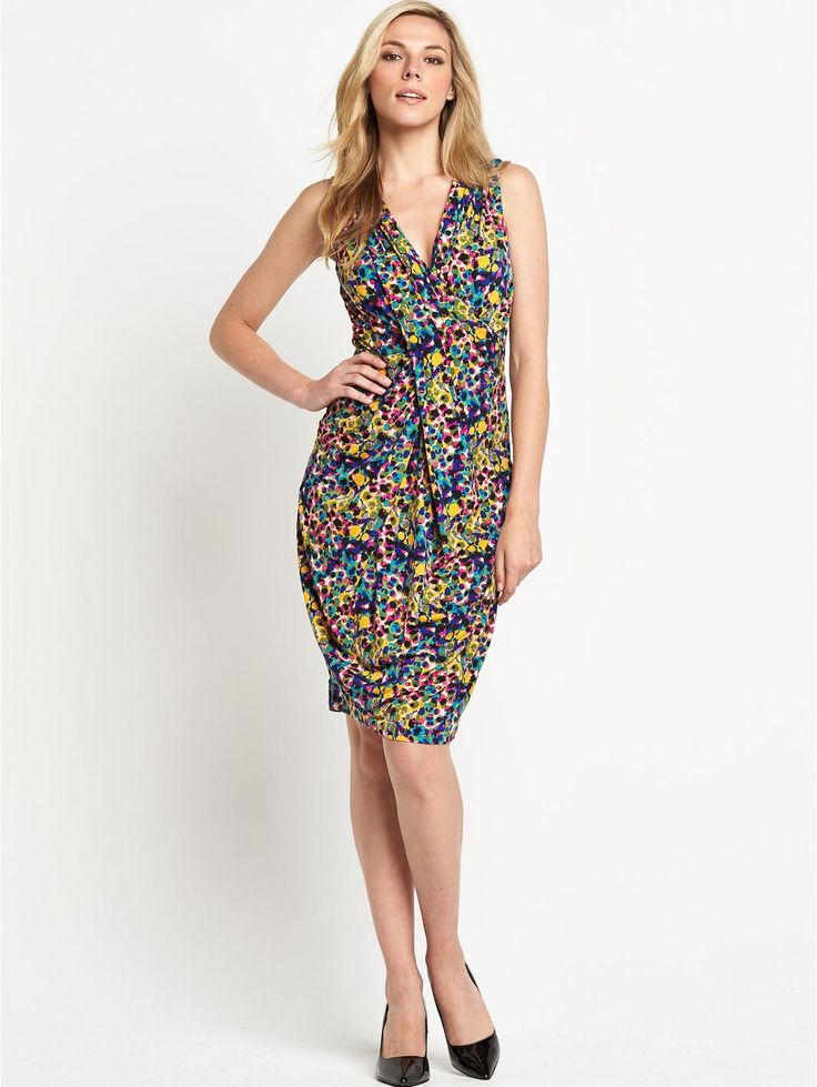 Very - Wrap Front ITY Dress, http://www.very.co.uk/savoir-wrap-front-ity-dress/1435145554.prd