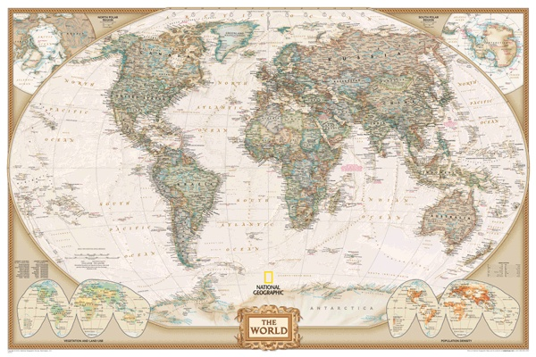 9 best ancient maps images on pinterest antique maps old maps and world executive map antique tones two sizes and spanish available map type enlarged tubed x national geographic maps gumiabroncs Images