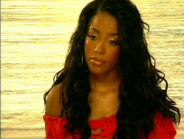 Aaliyah rock the boat music video. Can't believe she died not long after this picture was taken.